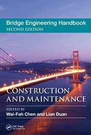 Cover of: Bridge Engineering Handbook Construction And Maintenance