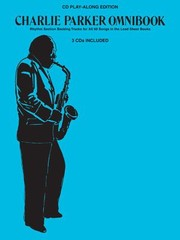 Cover of: Charlie Parker Omnibook Cd Playalong Edition