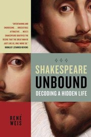 Cover of: Shakespeare Unbound Decoding A Hidden Life