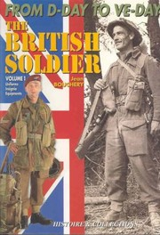 Cover of: The British Tommy In North West Europe 19441945 |