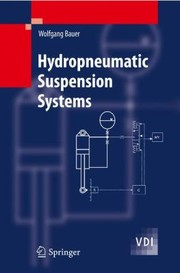 Cover of: Hydropneumatic Suspension Systems