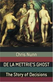 Cover of: De La Mettrie's Ghost