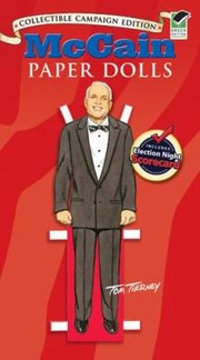 Cover of: Mccain Paper Dolls