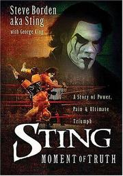Cover of: Sting | Steve a.k.a Sting Borden