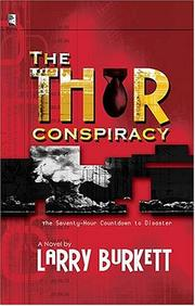 Cover of: The Thor Conspiracy