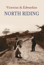 Cover of: The Victorian Edwardian North Riding