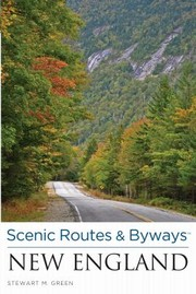 Cover of: Scenic Routes Byways New England