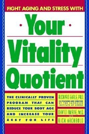 Cover of: Your Vitality Quotient