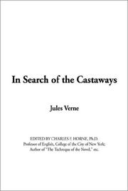 Cover of: In Search of the Castaways