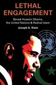 Cover of: Lethal Engagement Barack Hussein Obama The United Nations And Radical Islam
