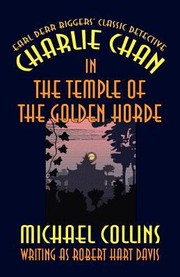 Cover of: Charlie Chan in the Temple of the Golden Horde