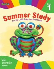 Cover of: Summer Study Grade 1