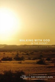 Cover of: Walking With God In The Desert Pack Five Faith Lessons