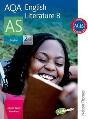 Cover of: Aqa English Literature B As