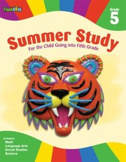 Cover of: Summer Study Grade 5