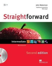 Cover of: Straightforward Intermediate B1 Workbook With Answer Key