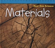 Cover of: Materials