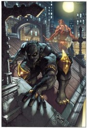 Cover of: Black Panther The Man Without Fear