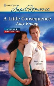 Cover of: A Little Consequence
