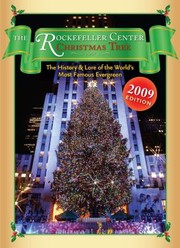 Cover of: The Rockefeller Center Christmas Tree The History Lore Of The Worlds Most Famous Evergreen