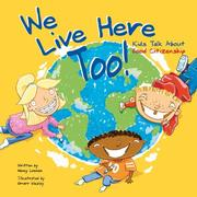 Cover of: We Live Here Too by Nancy Loewen