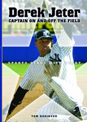 Cover of: Derek Jeter Captain On And Off The Field
