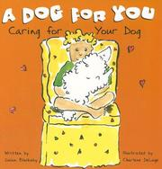 Cover of: A Dog for You | Susan Blackaby