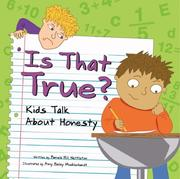 Cover of: Is That True?: Kids Talk About Honesty (Kids Talk)