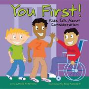 Cover of: You First!: Kids Talk About Consideration (Kids Talk)