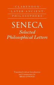 Cover of: Seneca Selected Philosophical Letters