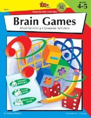 Cover of: Brain Games Mindstretching Classroom Activities