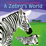 Cover of: A zebra's world