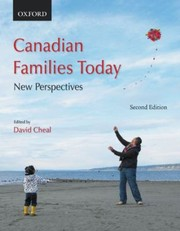 Cover of: Canadian Families Today New Perspectives