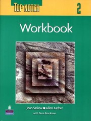 Cover of: Top Notch 2 Workbook