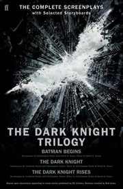 Cover of: The Dark Knight Rises Trilogy