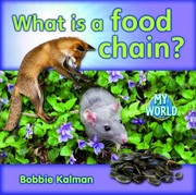 Cover of: What Is A Food Chain