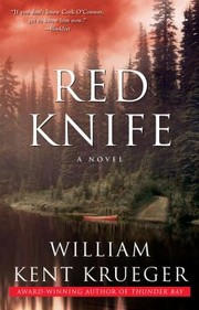 Cover of: Red Knife A Cork Oconnor Mystery