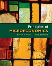 Cover of: Principles of Microeconomics with Connect Plus Access Code