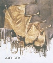 Cover of: Axel Geis