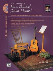 Cover of: Basic Classical Guitar Method Bk 3