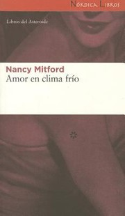 Cover of: Amor En Clima Fro