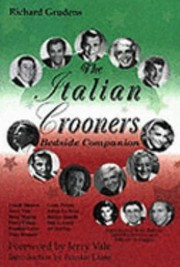 Cover of: The Italian Crooners Bedside Companion
