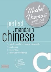 Cover of: Perfect Mandarin Chinese