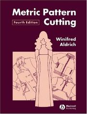 Cover of: Metric pattern cutting
