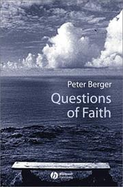 Cover of: Questions of Faith