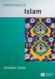 Cover of: A Brief History of Islam (Blackwell Brief Histories of Religion) | Tamara Sonn