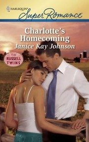 Cover of: Charlottes Homecoming