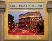 Cover of: Greetings From Rome