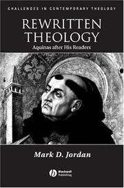 Cover of: Rewritten Theology