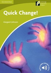 Cover of: Quick Change